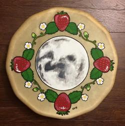 Strawberry Moon Drum