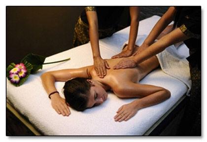 Massage 4 mains 2h