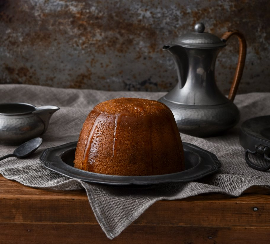 Syrup pudding by Pudd'Eng
