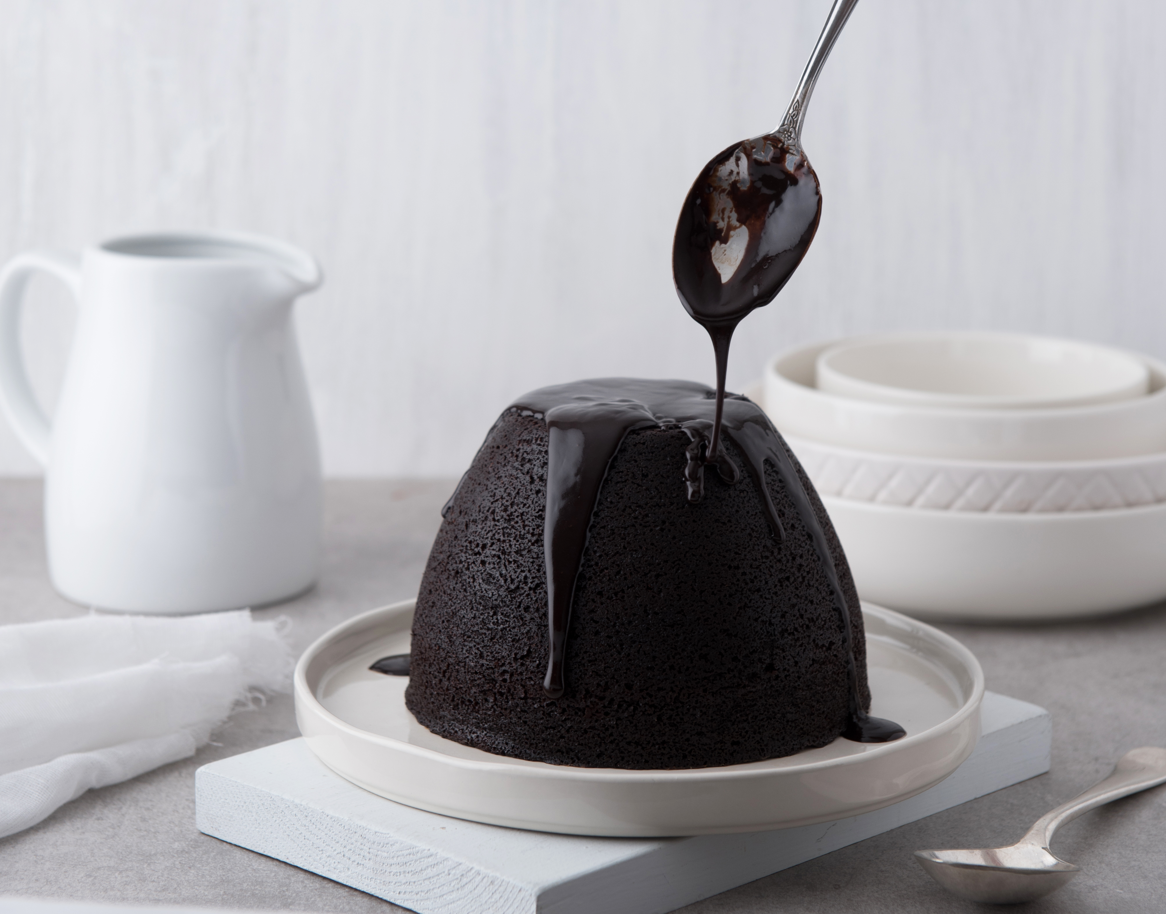Chocolate&Ale pudding by Pudd'Eng