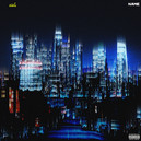 BLURRED NIGHTS COVER ART TEMPLATE