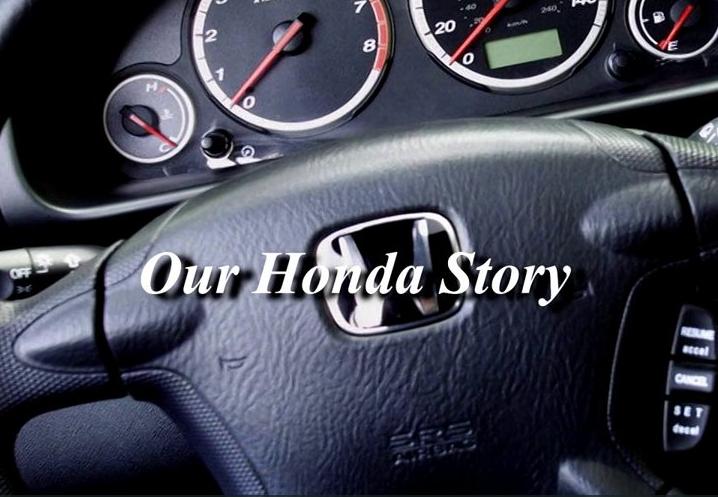 Honda Web Ad