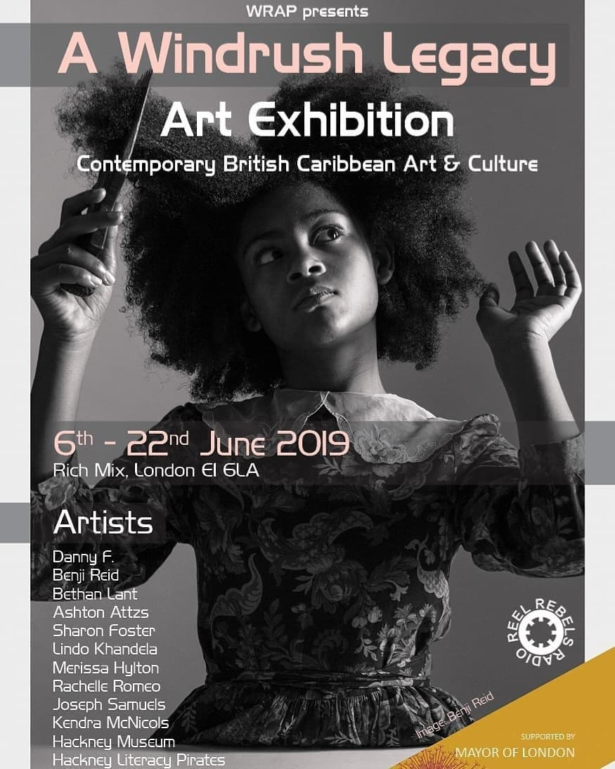 Windrush Legacy Exhibition, June 201