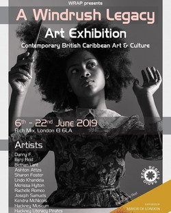 Windrush Legacy Exhibition, Jun 2019