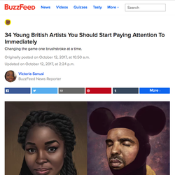 BuzzFeed, Oct 2017