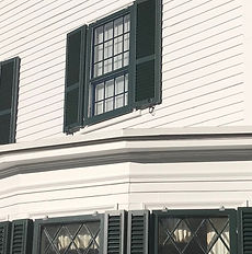 Prismatic Shutter Painting and Restoration