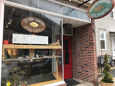 Richard Goddard Goldsmith Shop