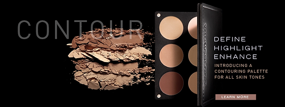 Contour Palette from Youngblood Minerals