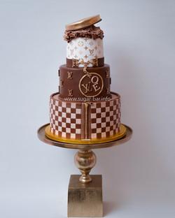 Louis Vuitton Torte #LV