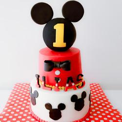 Mickey Mouse Torte Geburtstagstorte