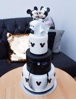 Hochzeitstorte Disney Düsseldorf