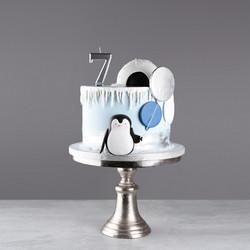 Penguin Torte
