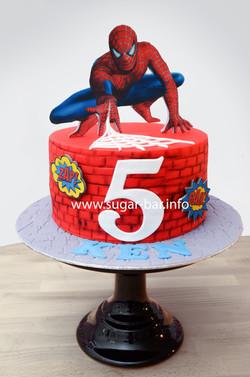 Geburtstagstorte Spiderman Düsseldor