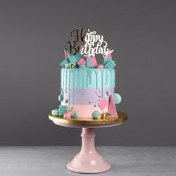 Abstrakt Torte