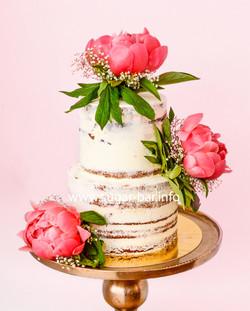 Hochzeitstorte Naked Cake Köln