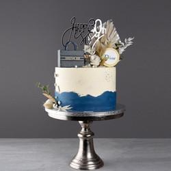 Dior Cake