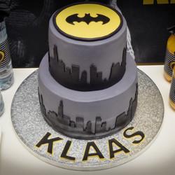 Geburtstagstorte Batman