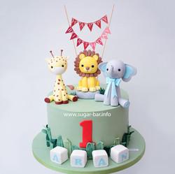 Safari Torte