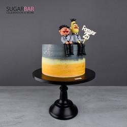 Sesamstraße Torte