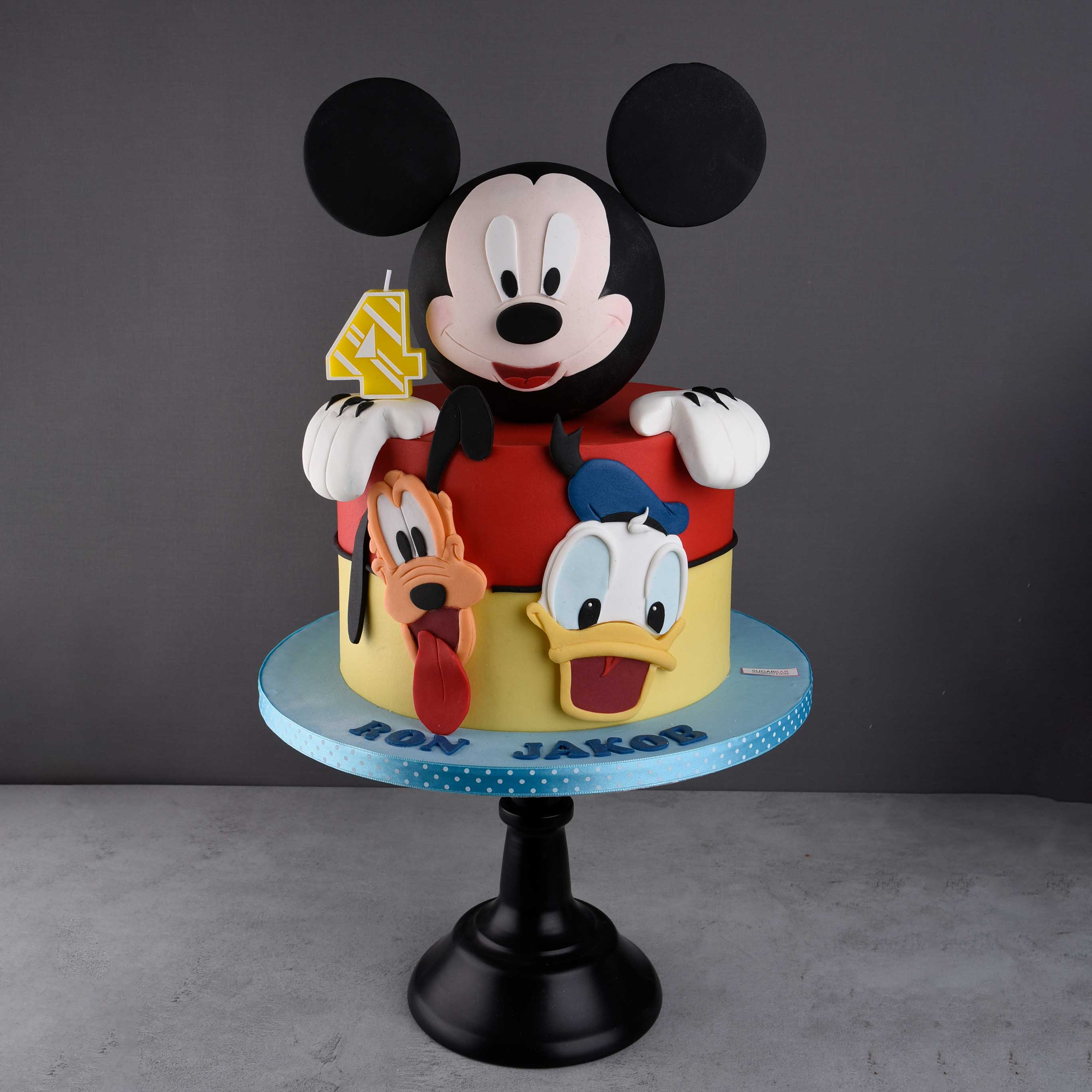 Mickeymouse Disney Torte