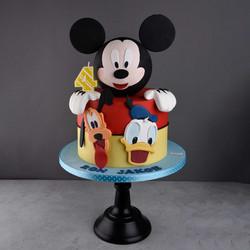 Mickeymouse Disney Torte