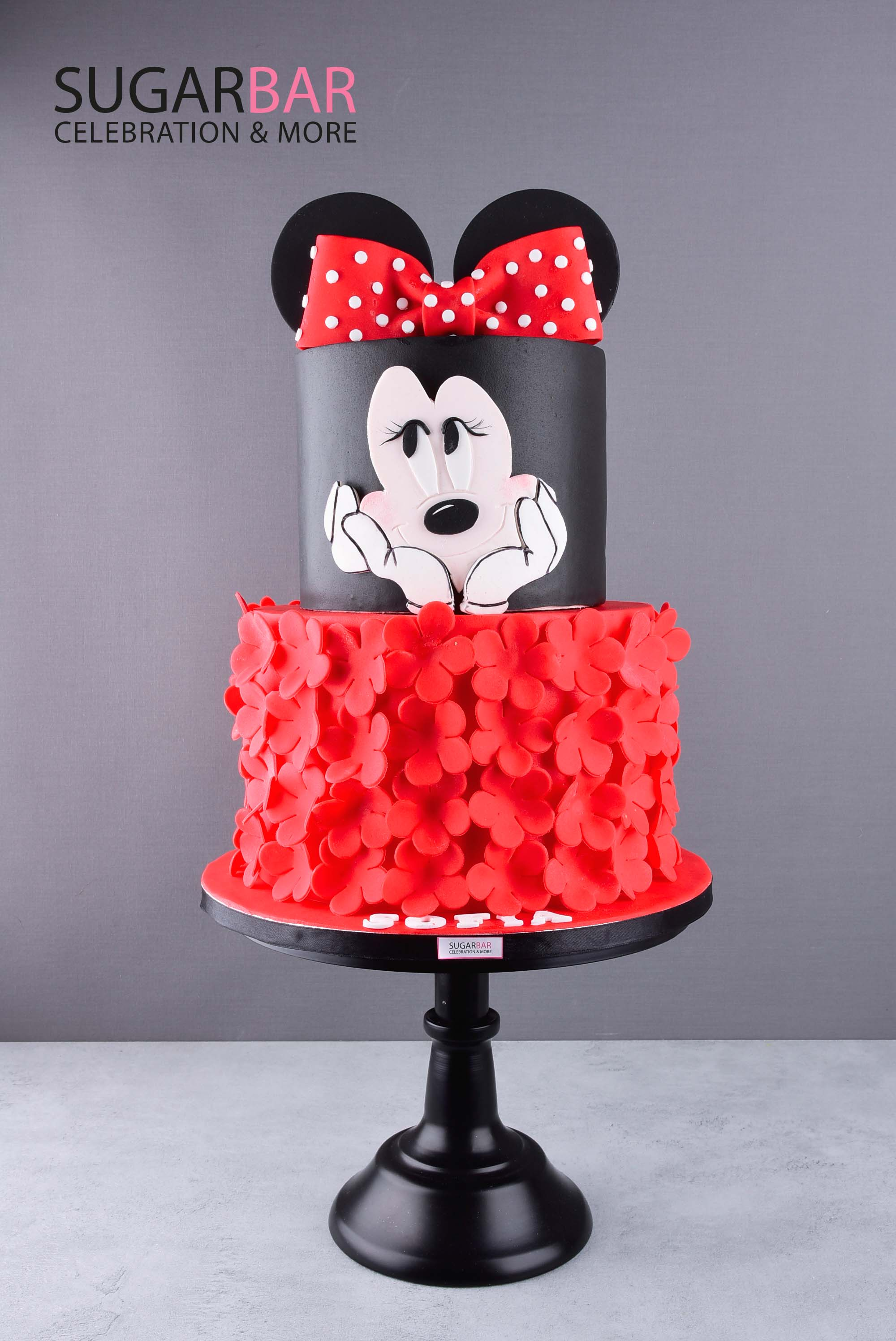 Minniemouse Torte
