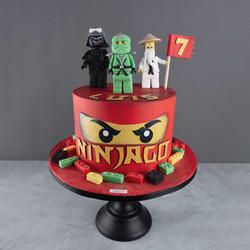 Ninjago Torte