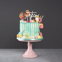 Thirteen Cake