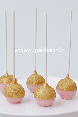 Cakepop gold