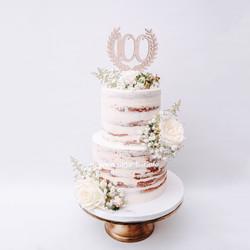 Jubiläum Torte Geburtstag