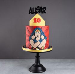 Wonderwomen Torte