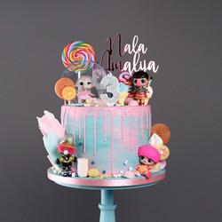 LOL Suprise Torte