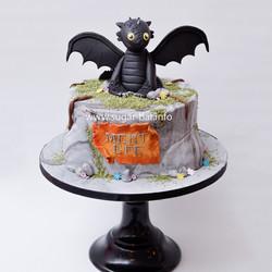 Toothless Torte