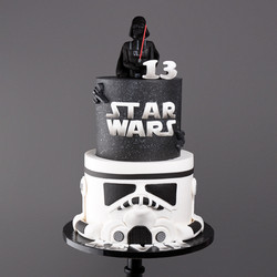 Starwars Torte