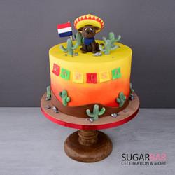 Mexico Torte Düsseldorf