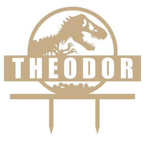 Dino Topper