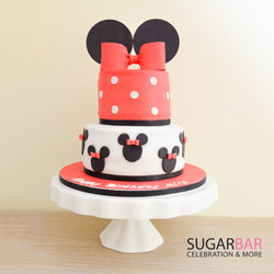 Geburtstagstorte Mickey Mouse