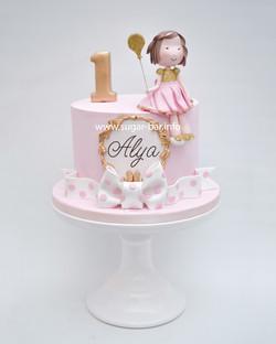 Firstbirthday Torte