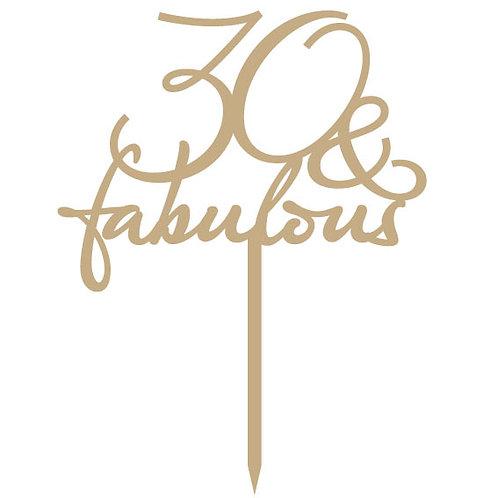 30 & Fabulous