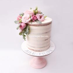 Nakedcake Geburtstagstorte