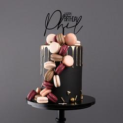 Macaron Torte