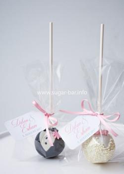 Cakepops Giveaways Gastgeschenke