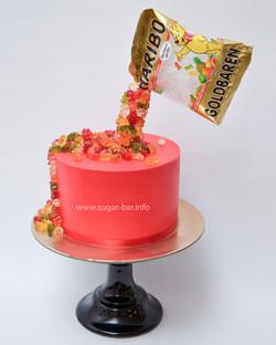 Haribo Torte