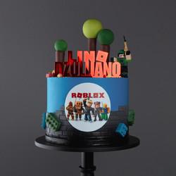Roblox Geburtstagstorte