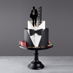 James Bond Torte