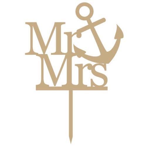 Mr Mrs Anker