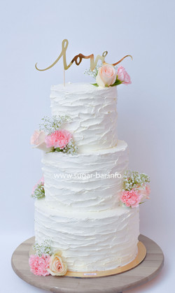 Naked cake Love Torte