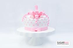Geburtstagstorte First Birthday