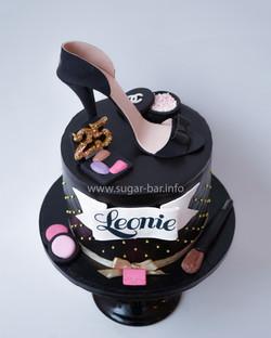 Chanel torte beauty torte