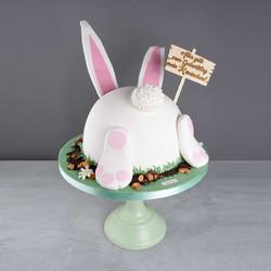 Kaninchen Torte
